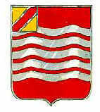 15th Field Artillery Regiment - Crest